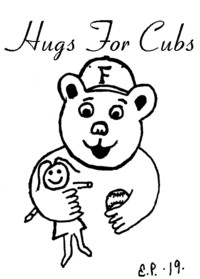 Hugs for Cubs